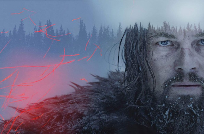 Locandina del film The Revenant